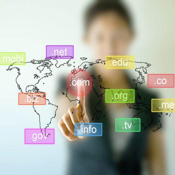 Domain regisztráció - Profi WebDesign