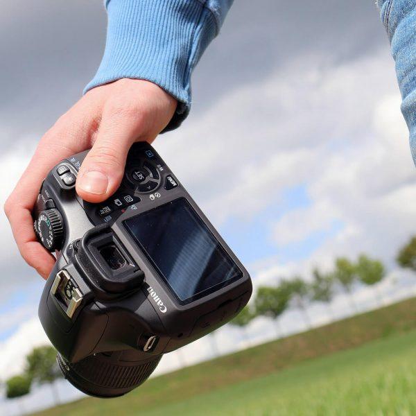 Fotózás weboldalra - Profi WebDesign