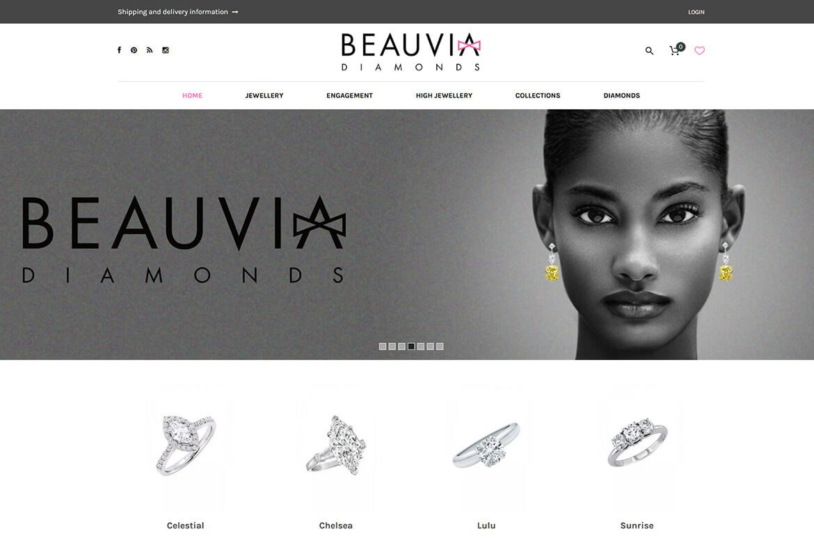 BEAUVIA Diamonds