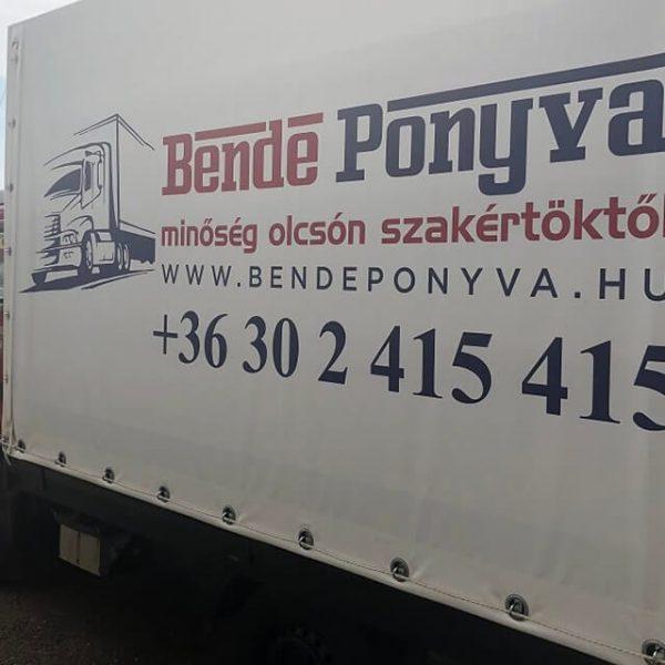 Bende Ponyva