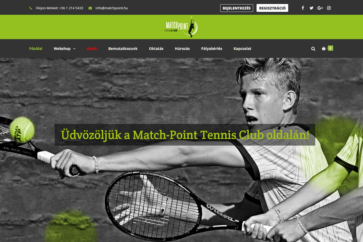 Match-Point Tennis Club