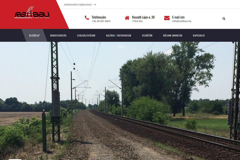Rail-Bau - Minden ami vasút